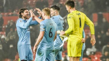 Manchester United 0-2 Burnley, Premier League 2019-20 Result: Chris Wood, Jay Rodriguez Strikes Stun Man United